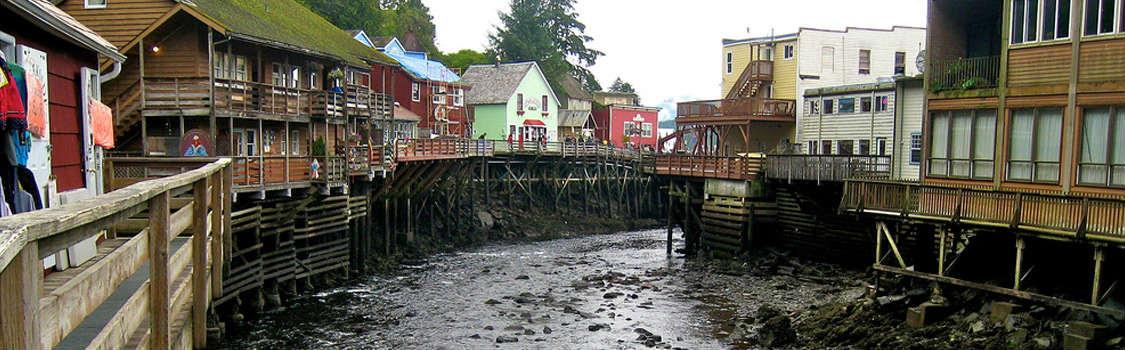 Ketchikan alaska fishing alaska fishing lodges for Alaska fishing camps