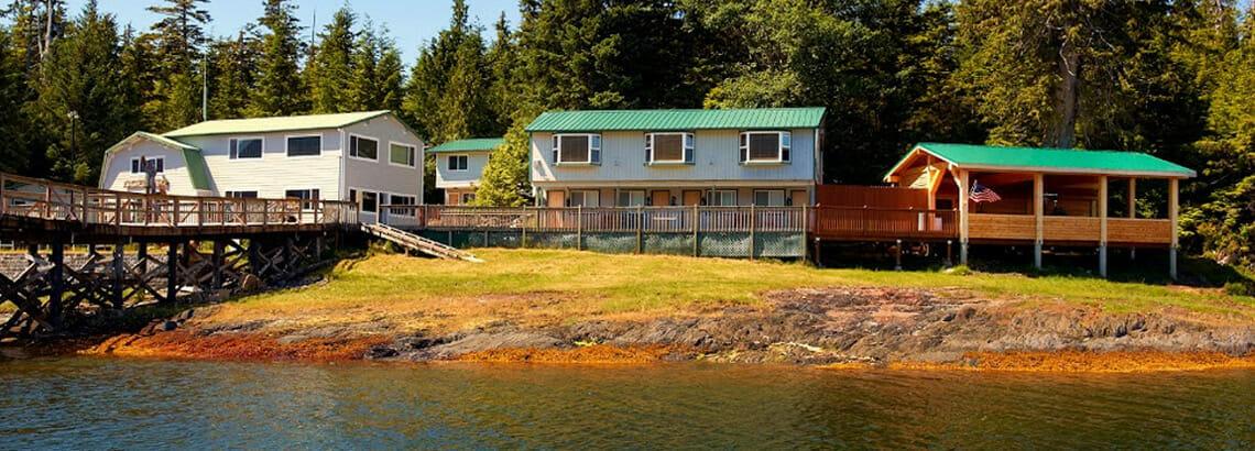 Alaska lodge alaska fishing lodges for Best fishing lodges in alaska