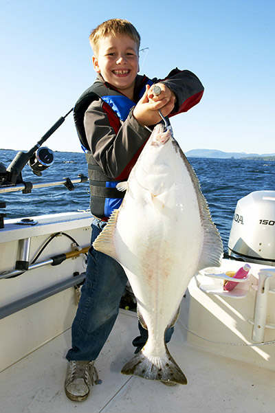 halibut fishing in alaska